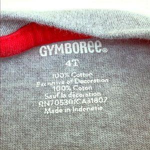 Gymboree Shirts & Tops - Gymboree Cool Santa in Shades Long Sleeve Shirt